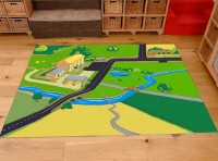 Classroom Playmat EARLY YEARS FARM