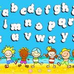 Classroom Playmat ALPHABET BEACH PARTY 1