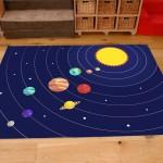 Classroom Playmat SOLAR SYSTEM 2