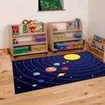 Classroom Playmat SOLAR SYSTEM 3