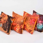 Autumn Scatter Cushions set of 4 1