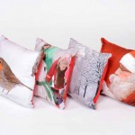 Winter Scatter Cushions set of 4 1