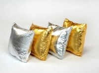 Shiny Scatter Cushions set of 4