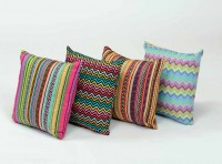 Jazzy Scatter Cushions set of 4