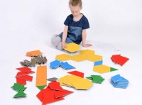 Pattern Block Tiles