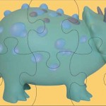 Dinosaur Jumbo Puzzle 1