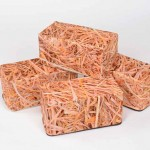 Hay Bale Buffets Set of 4 1