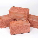 Brick Buffets Set of 4 1