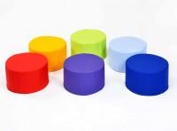 Rainbow Buffets Set of 6