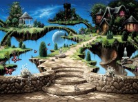 Fairyland Playmat