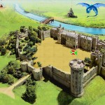 Castle Playmat 1