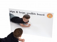 Wipe N' Swipe Graffiti Board