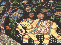 Ethnic Mat – India