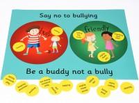 Say No To Bullying Playmat Set