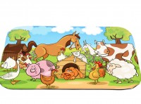Squishy Mat – Farm