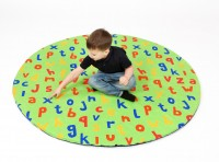 Squishy Mat – Letters